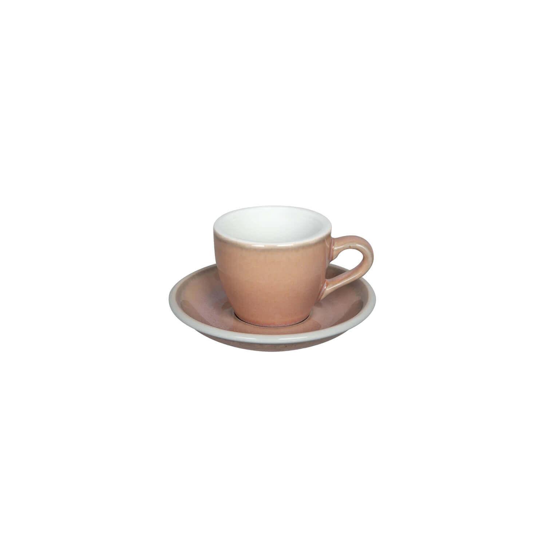 Loveramics - Egg - Espresso Cup - Rose