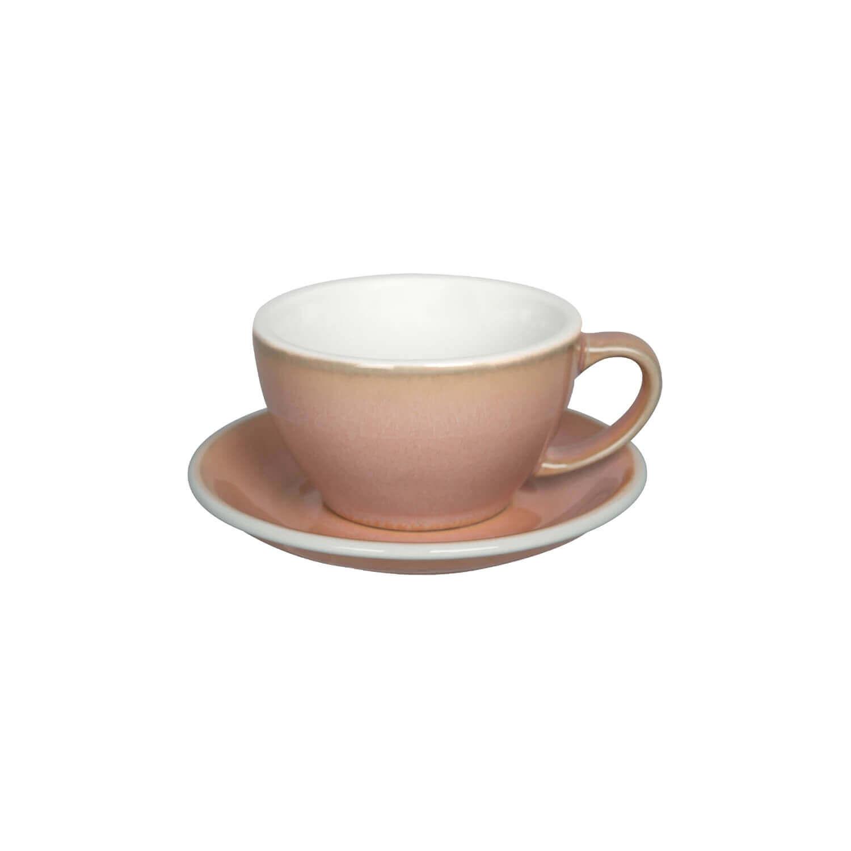 Loveramics - Egg - Latte Cup - Rose