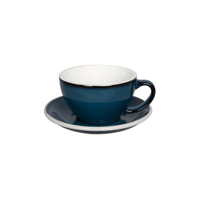 Latte Kop- &Amp; Schotelset - Butter Cup - Night Sky