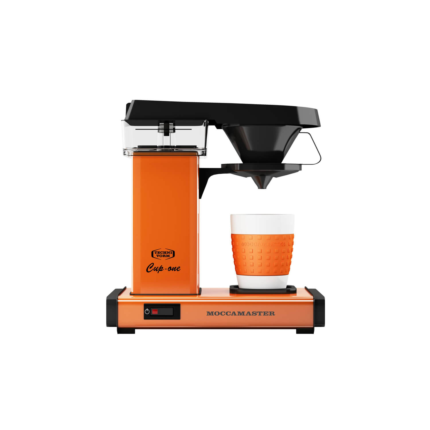 Moccamaster - koffiezetter - Cup-One - Orange