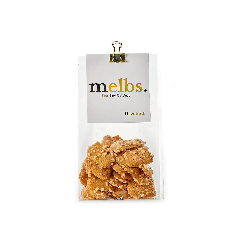 Melbs - Amandelkoekjes - Hazelnoot
