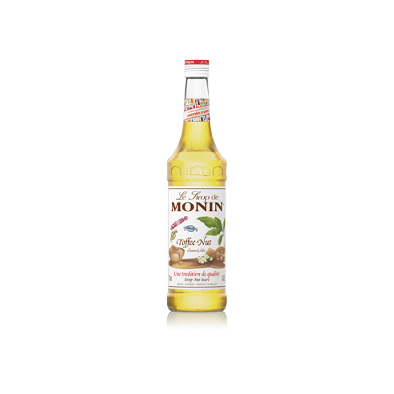 Monin - Siroop - Tofee Nut - 700 Ml
