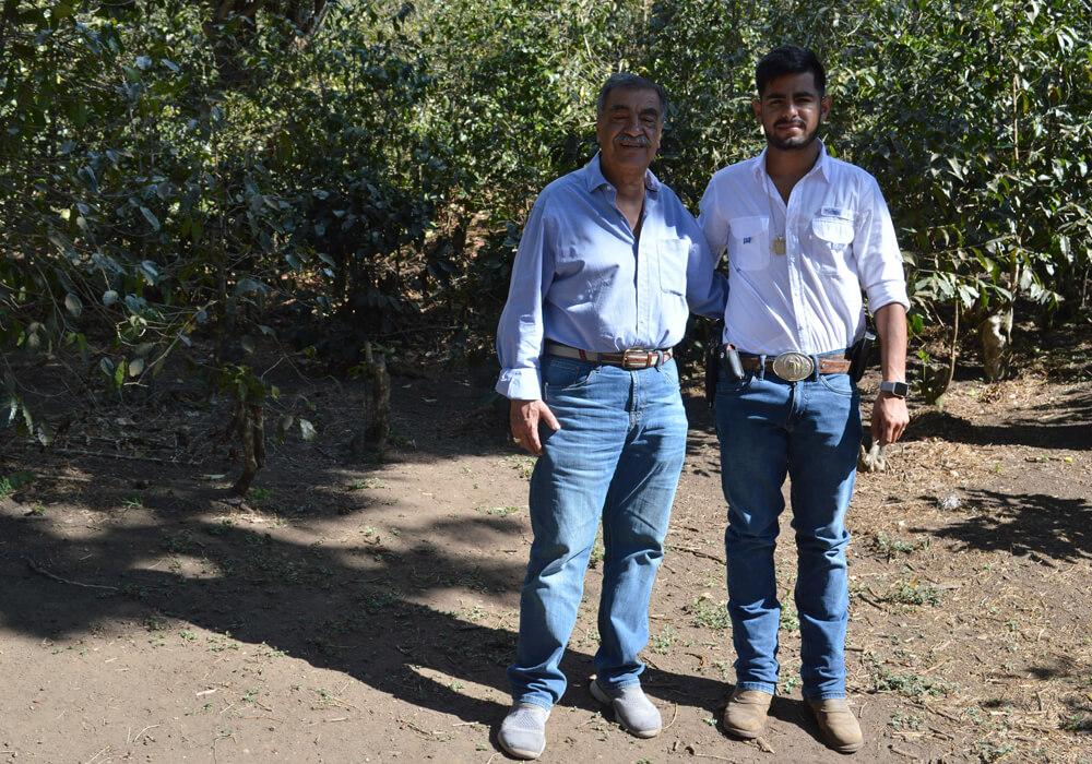 2290 - Huehuetenango vader & zoon