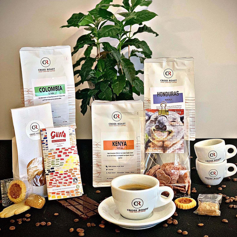 Home Office Box- Coffee &Amp; Sweets - Single Origin