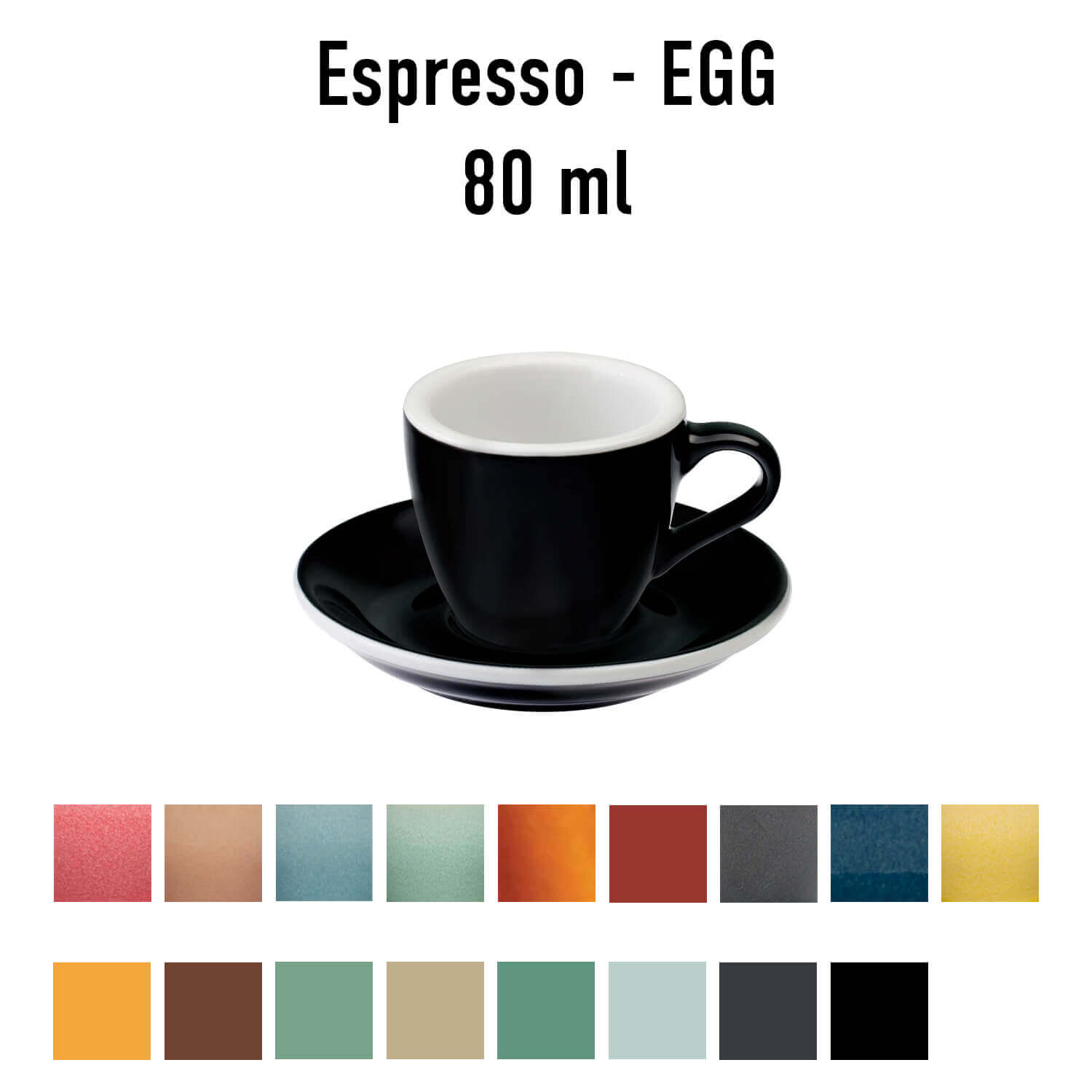 Loveramics - Espresso cup - 80 ml