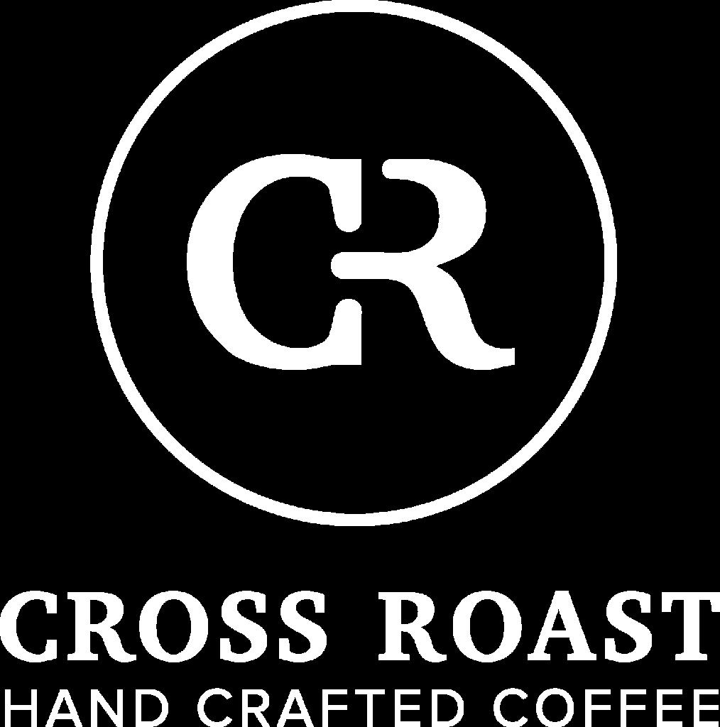 Cross Roast Wit Logo Vierkent
