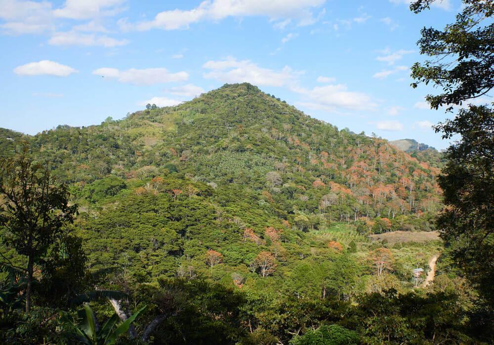Nicaragua Las Nubes - Mountain View