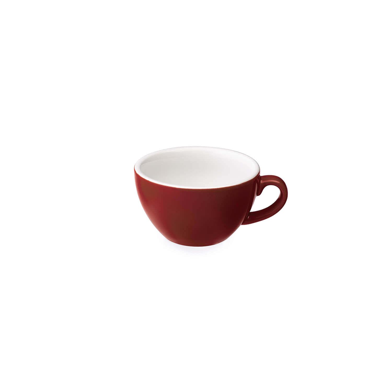 Loveramics - Egg - Cappuccino Cup - Rood