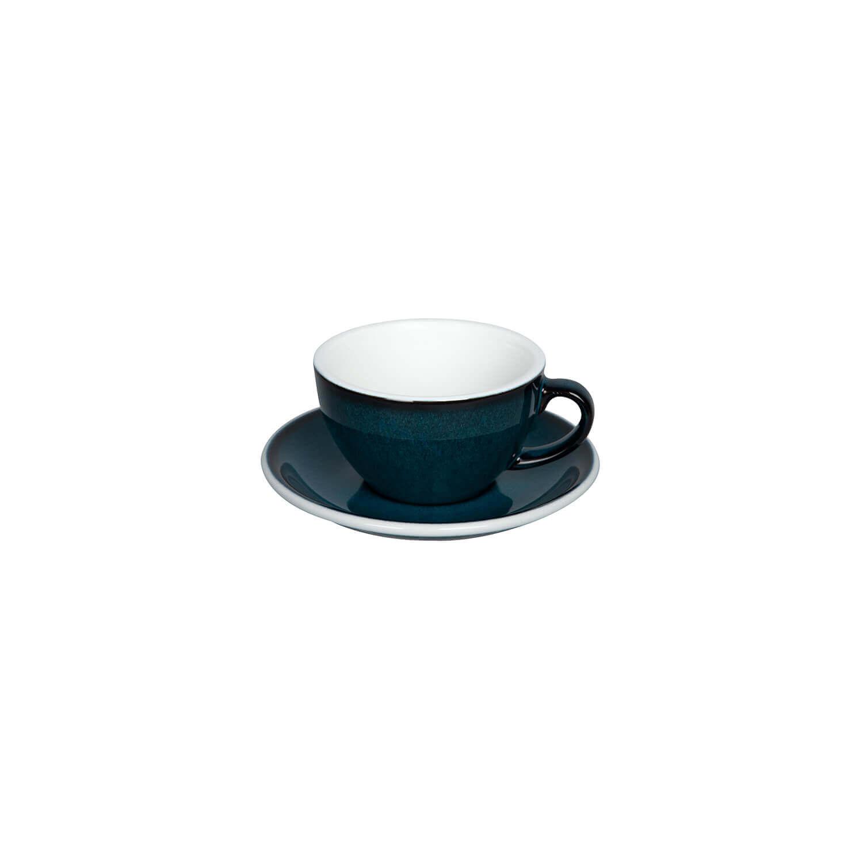 Loveramics – Egg – Cappuccino Kop- &Amp; Schotelset - Night Sky