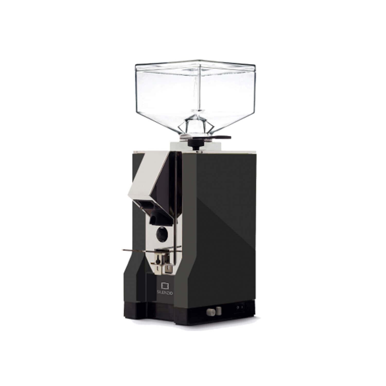 Eureka - Koffiemaler - Mignon Silenzio - 16CR Zwart / zilver
