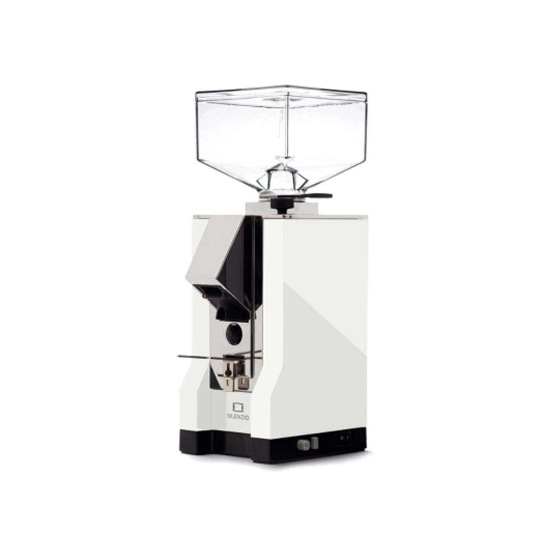 Eureka - Koffiemaler - Mignon Silenzio - 16CR wit / zilver