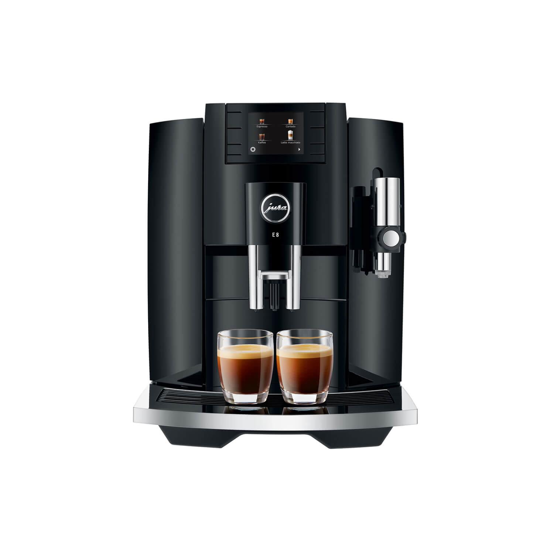 Jura - Koffietoestel - E8 - Piano Black