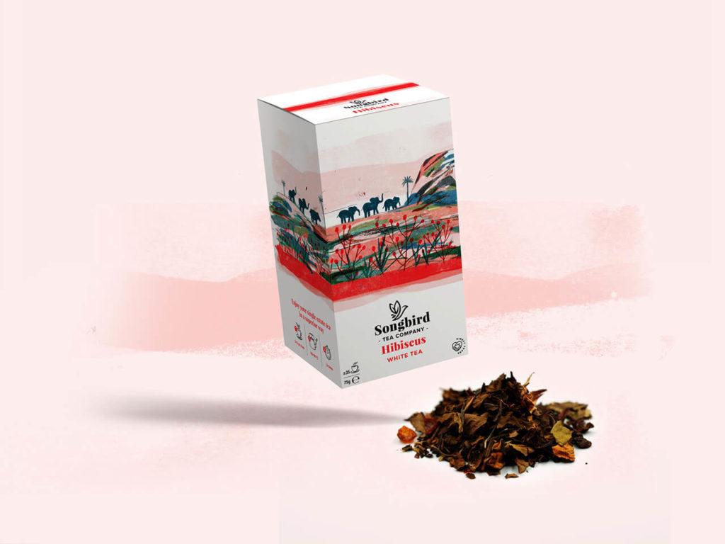 Songbird Tea Company - Hibiscus