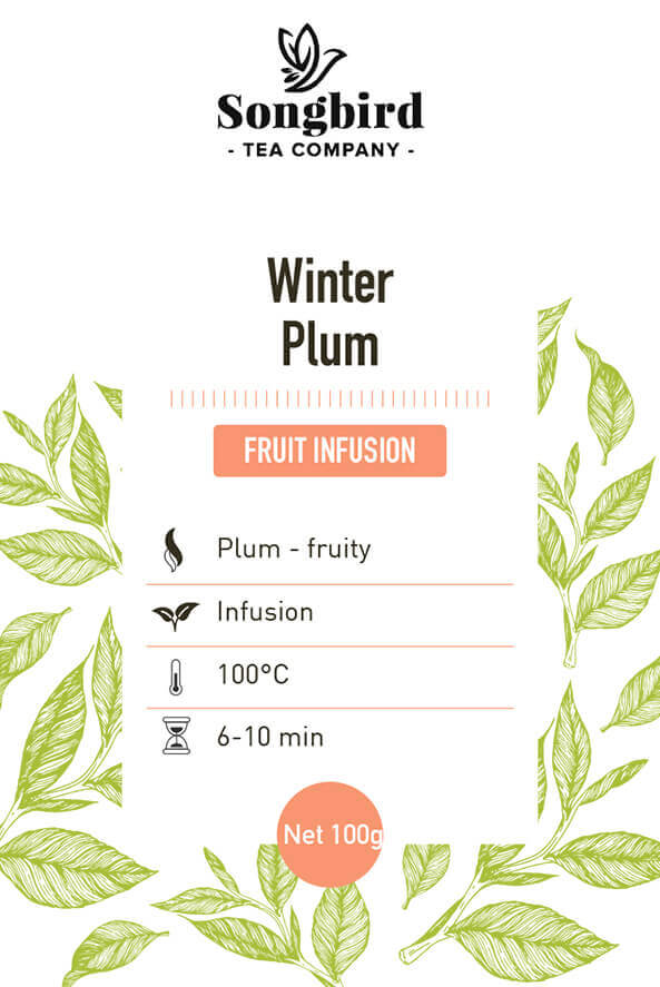 infokaart - Winter plum