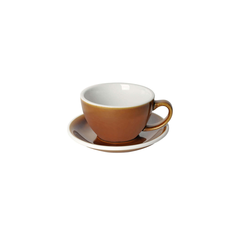 Loveramics - Egg - Latte Set - Caramel