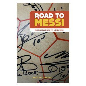 Road To Messi boek