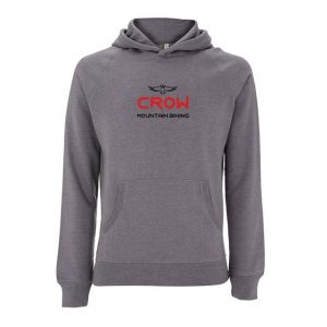 Light Grey Unisex Hoody