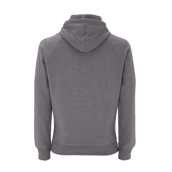V2 Light Grey Hoodie - Back