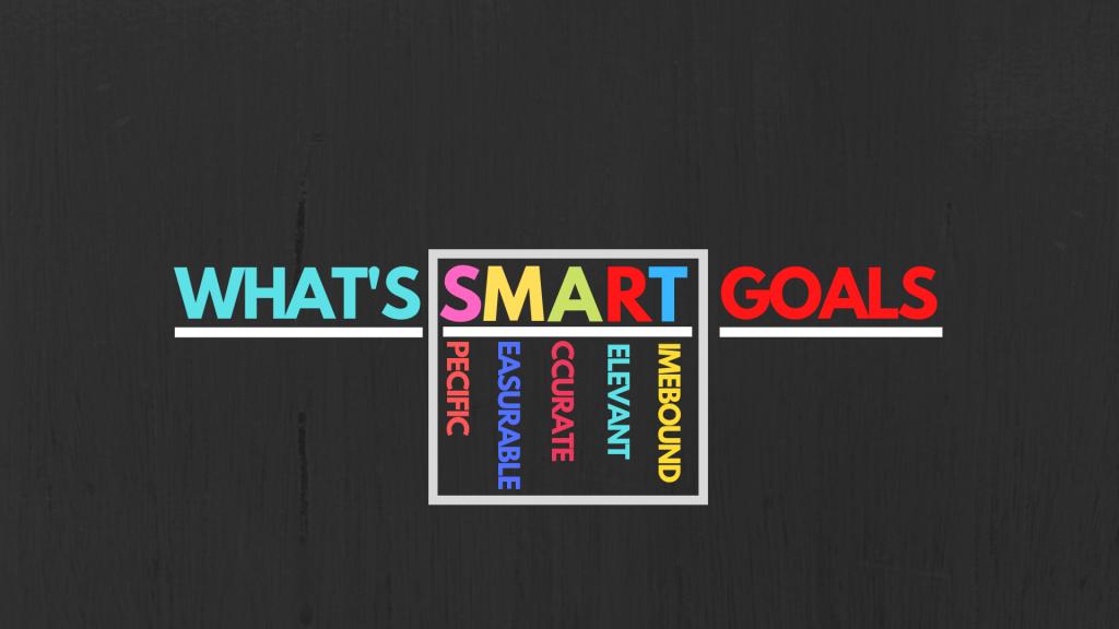 What's SMART Goals