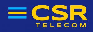 CRS Telecom - logotyp screen - blueBG - 1000x350