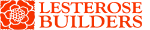 Lesterose Builders logo