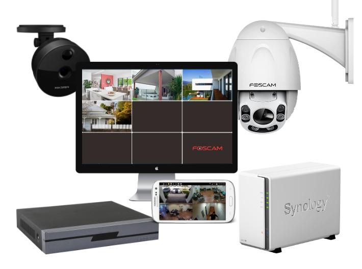 Bewakingscamera's leveren en aanleggen CTHB