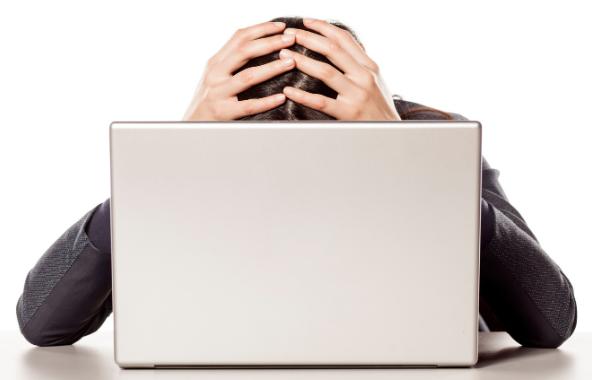 Laptop valt regelmatig uit CTHB