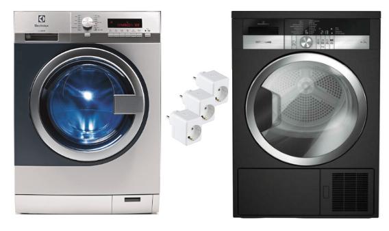 Wasmachine slim maken CTHB
