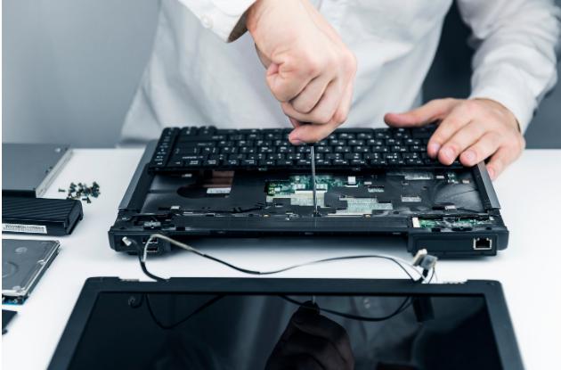 laptop geen beeld CTHB