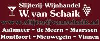 W van Schaik-dranken