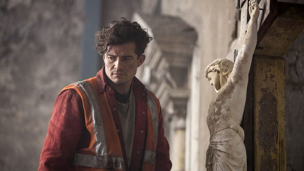 Orlando Bloom Leads the Trailer for 'Retaliation'