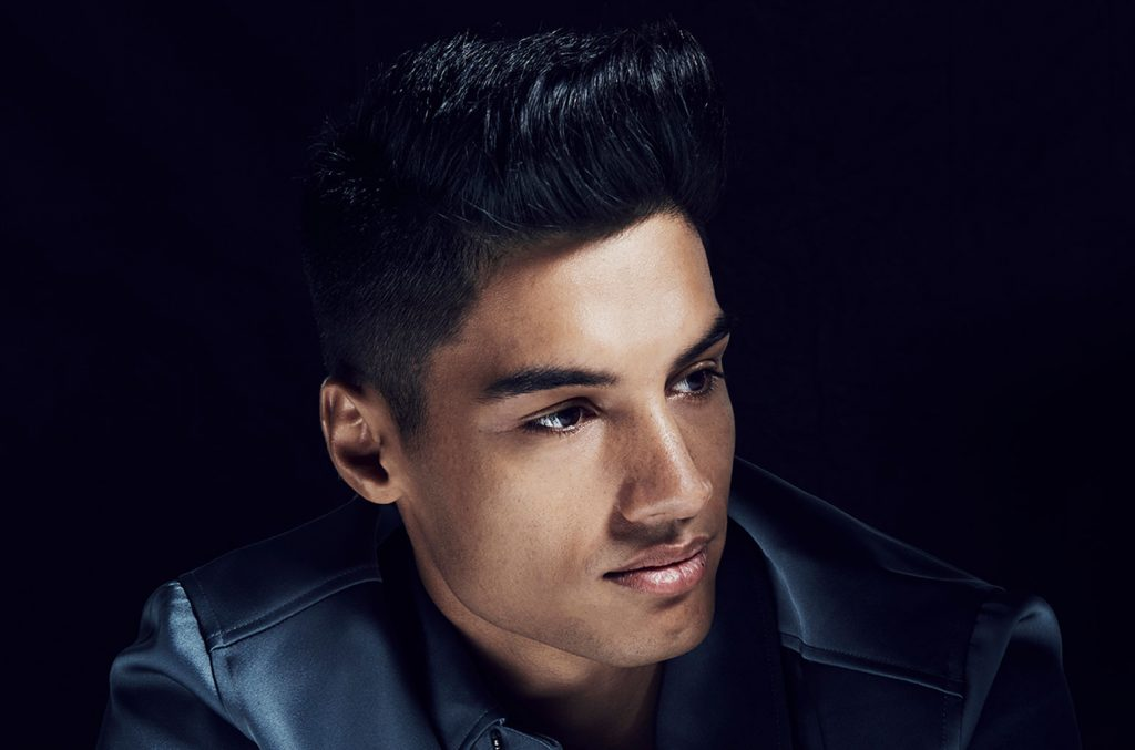 Music: The Wanted's Siva Unveils Debut Solo Track 'Breathe In'