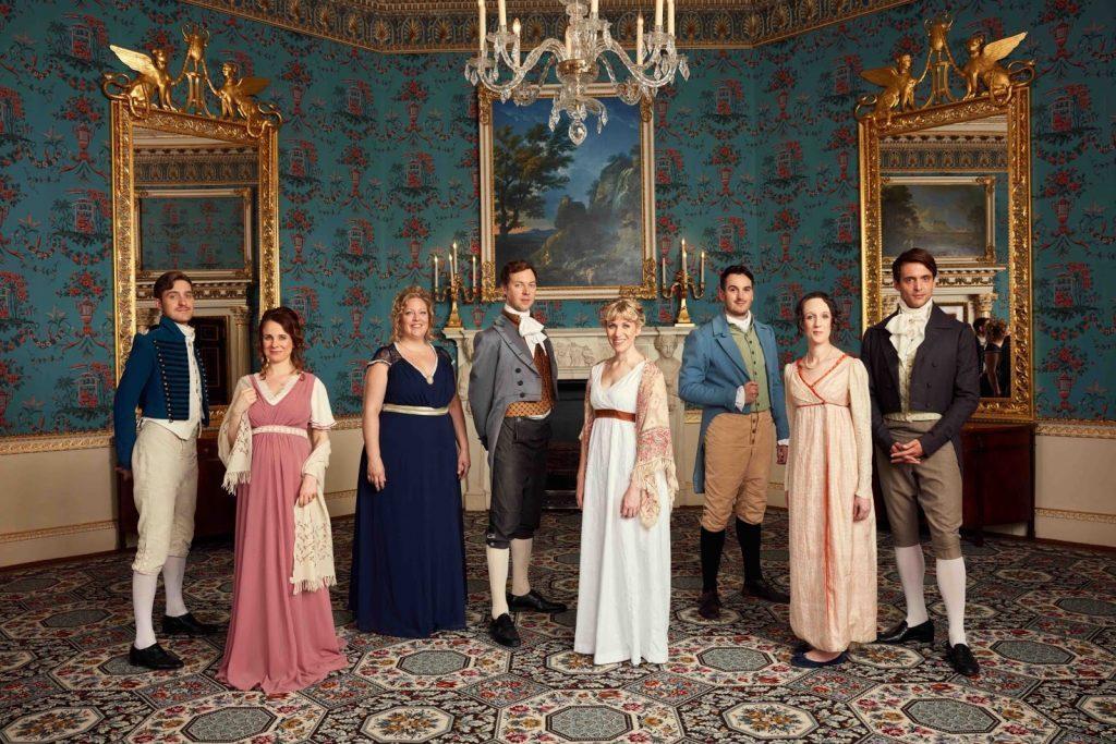 EdFringe 2019 Review: Austentatious