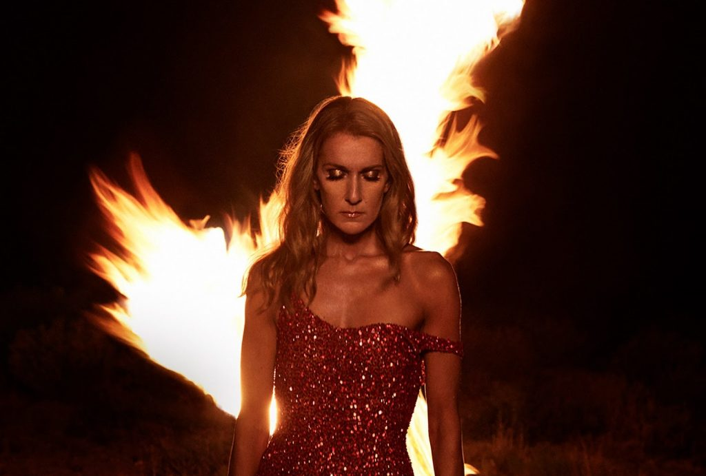 Music: Céline Dion Releases Courage EP and Announces LP Details
