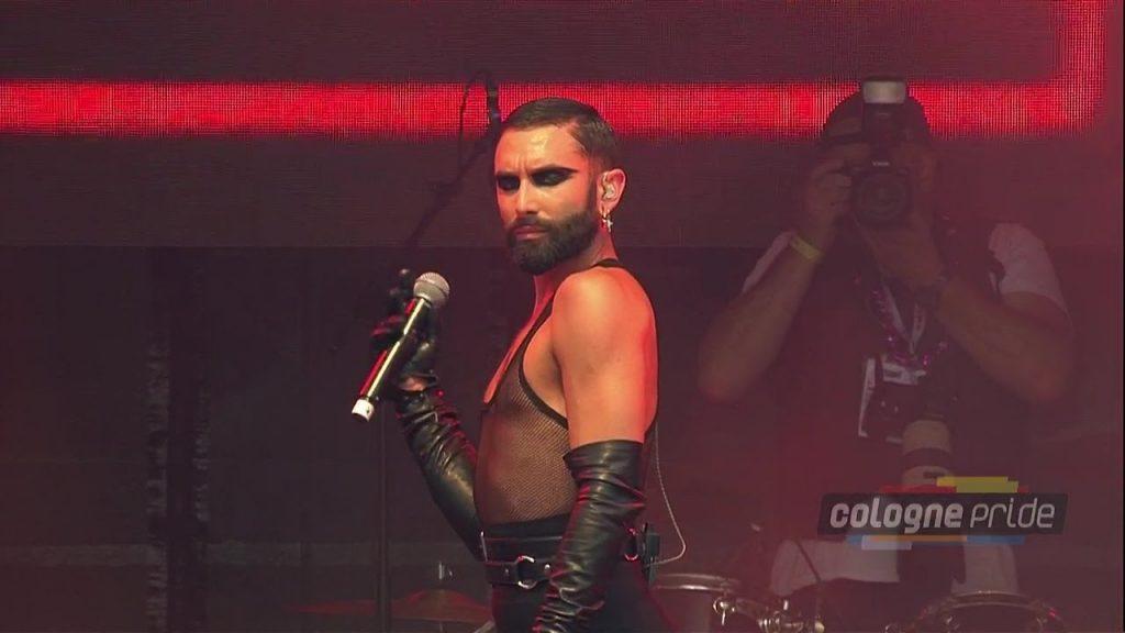 Music: Conchita WURST's New Track 'Under the Gun'