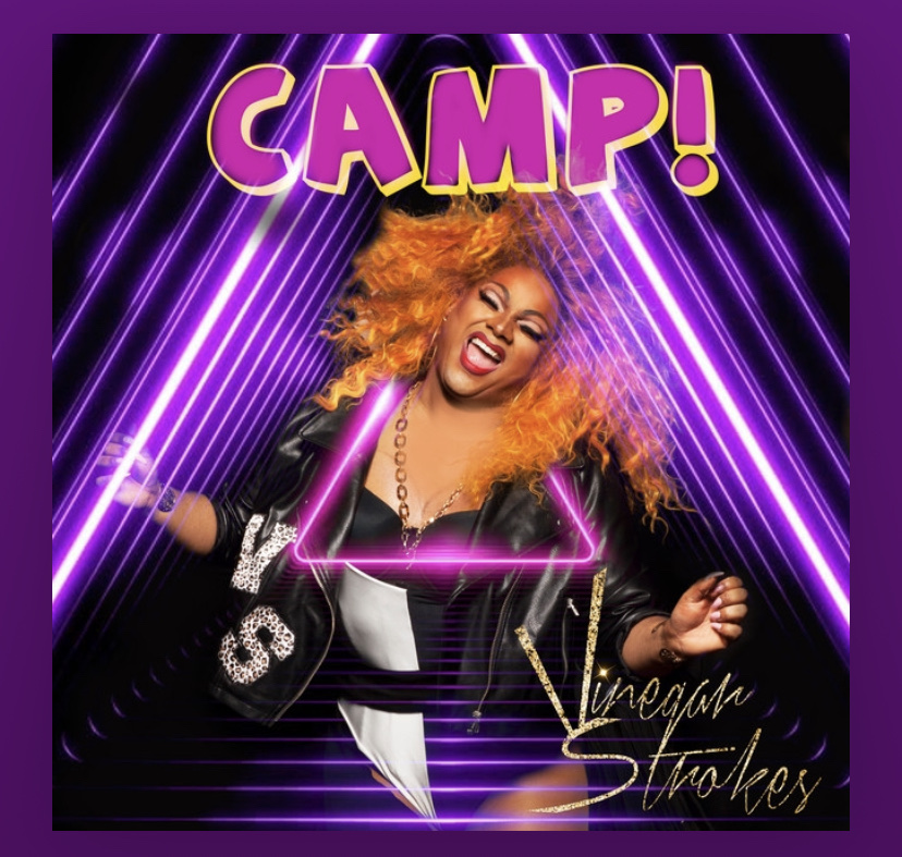 Music: Vinegar Strokes Unveils 'Camp!'