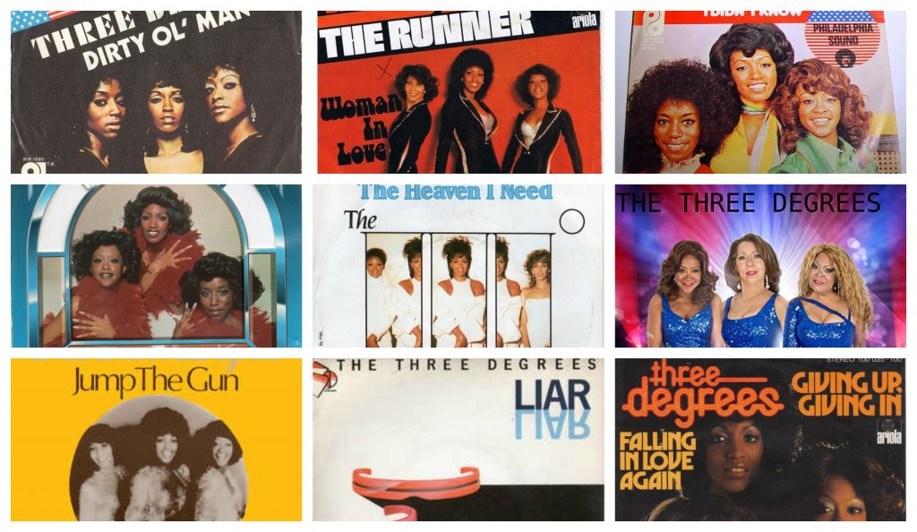 Music: Revisiting the Bops of The Three Degrees
