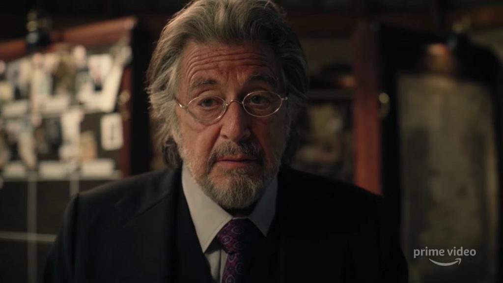 TV Trailer: Al Pacino in 'Hunters'