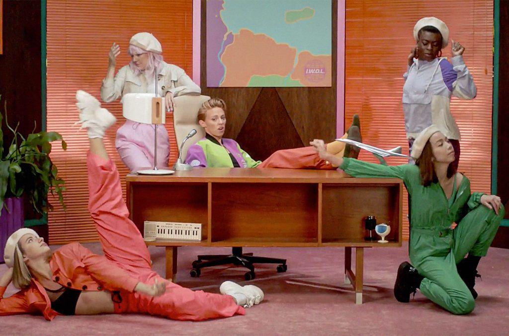 Music: La Roux Announce 3rd LP 'Supervision', Listen to 'International Woman of Leisure'