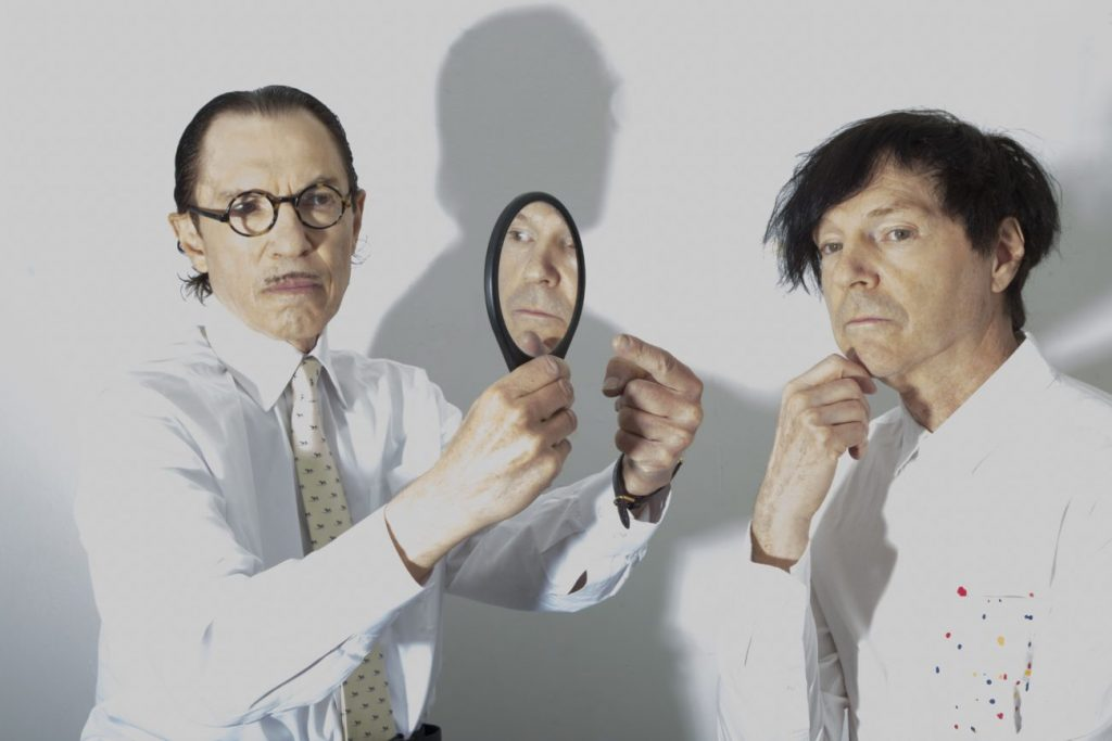 Music: Sparks Release 'Please Don't F*ck Up My World'