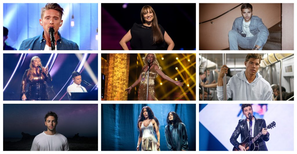 Melodifestivalen: Our Dream Line-Up