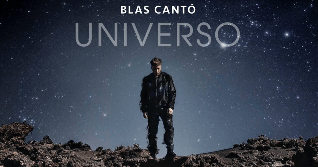 Listen: Blas Cantó's Eurovision entry Universo (Spain)