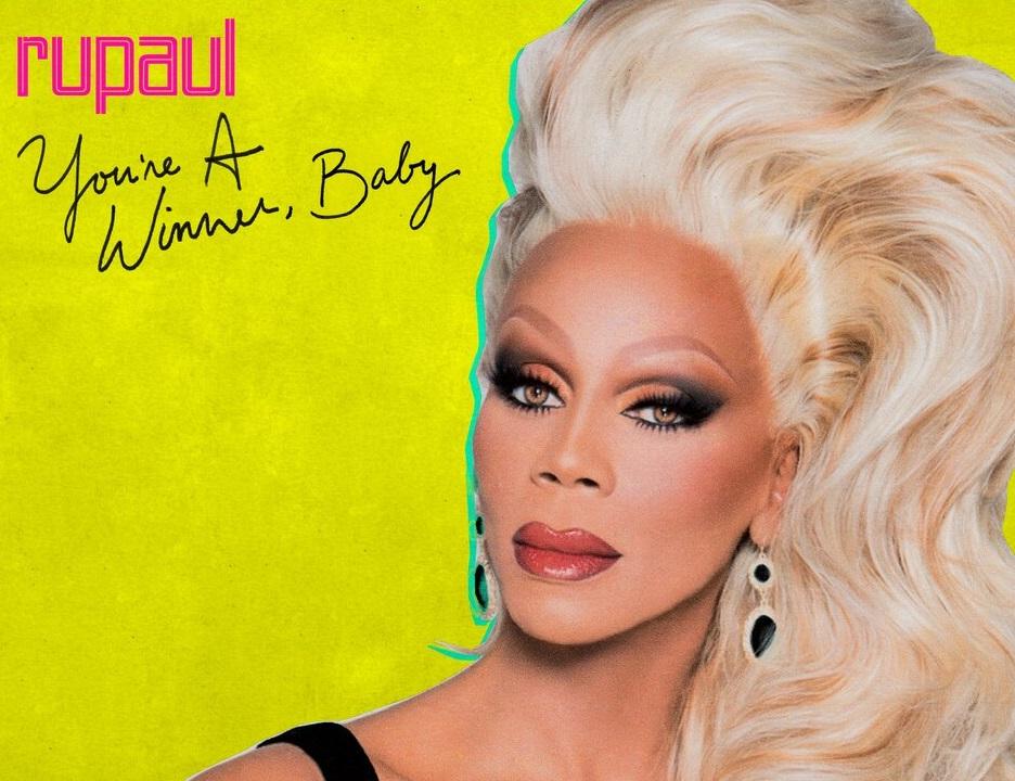 Music: RuPaul Drops New Album 'You're a Winner, Baby'