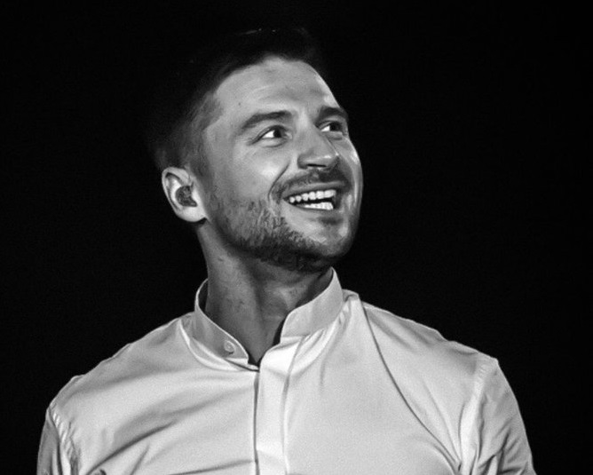 Music: Sergey Lazarev Releases New English-Language Track 'Back in Time'
