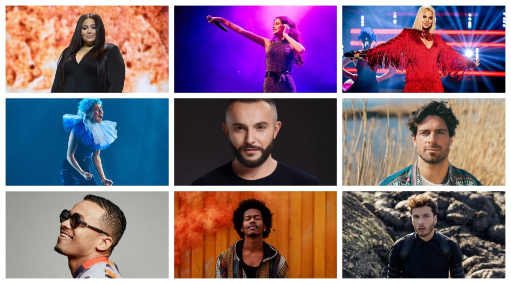 Eurovision: Meet the Acts – Malta, Latvia, Australia, Israel, Greece, Czechia and North Macedonia
