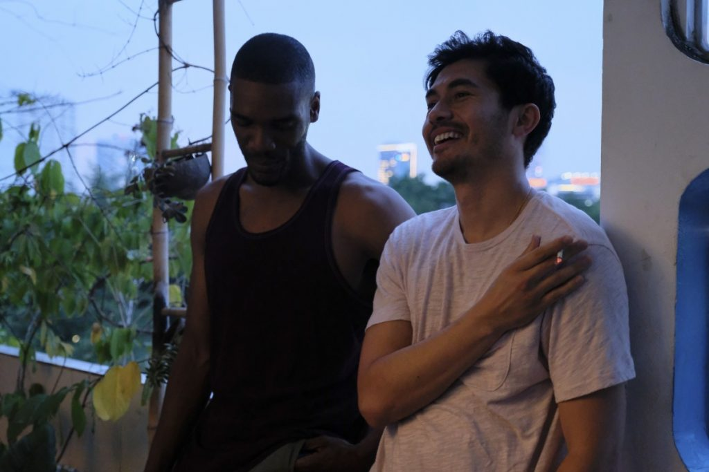 LGBT Trailer: Henry Golding in Monsoon