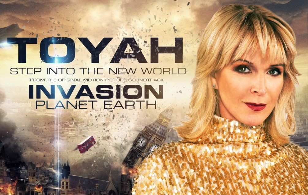 Music: Toyah Delivers Alien-Themed Bop 'Step Into the New World'