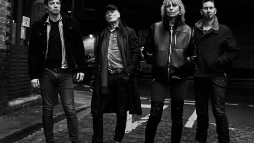 Music: Pretenders Announce New Album 'Hate For Sale', Single 'The Buzz'