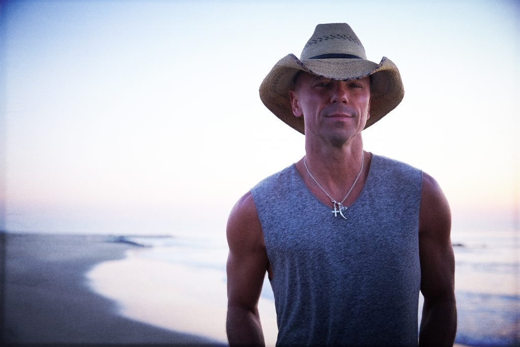Country: Kenny Chesney Releases 'Guys Named Captain, Ahead of LP 'Here and Now'