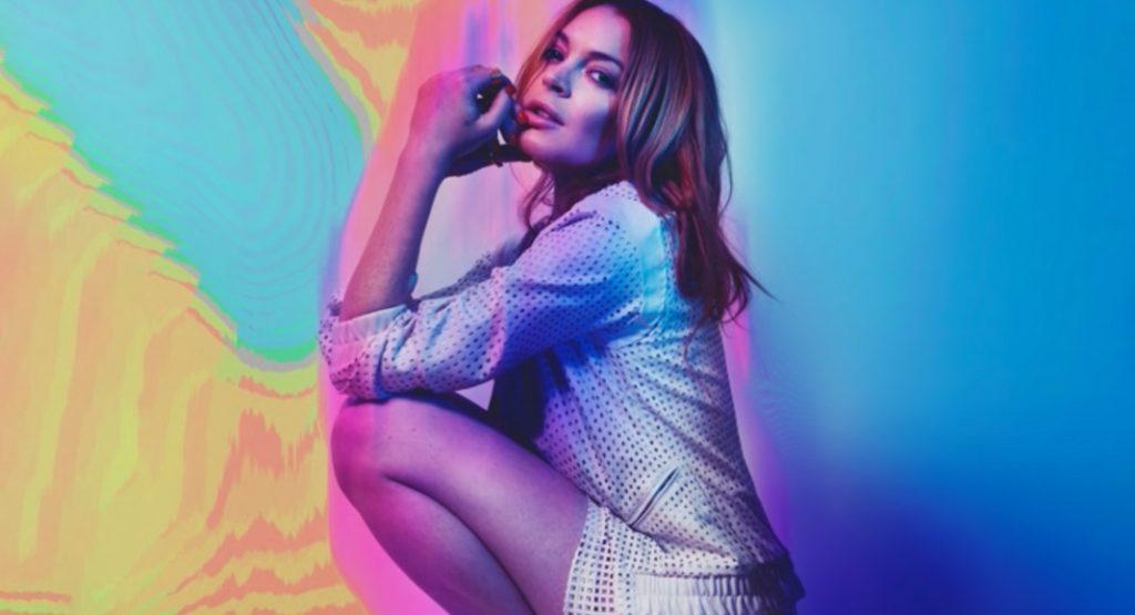 Music: She's Back! Lindsay Lohan Drops New Single 'Back to Me'